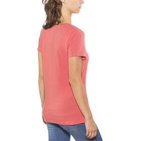 High Colorado Garda 2 - T-shirt manches courtes Femme - rouge